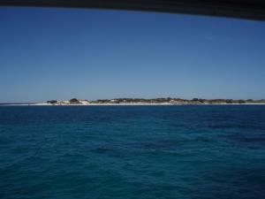 Approaching Rottnest